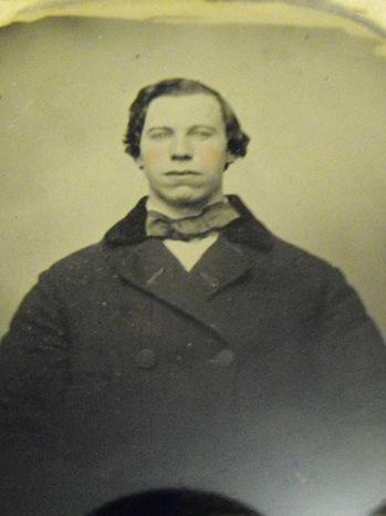 Original 1860's AMBROTYPE John TRAVOLTA - ebay - P