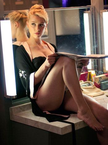 "The Playboy Club - TV Still: ""The Scarlet Bunny"" Episode 101 - Amber Heard - P - 2011"