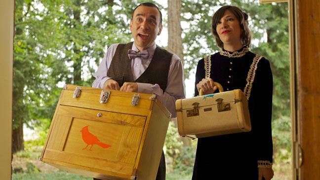 Portlandia - TV Still: Fred Armisen and Carrie Brownstein - H - 2011