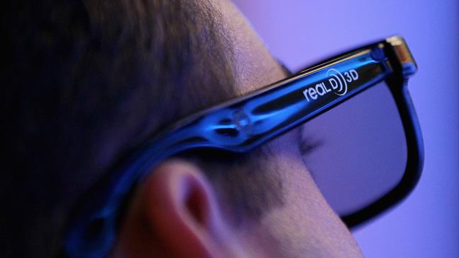35 REP 3D Glasses Real3D H
