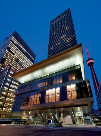 33 TOWN RAMBLING Ritz-Carlton Toronto P