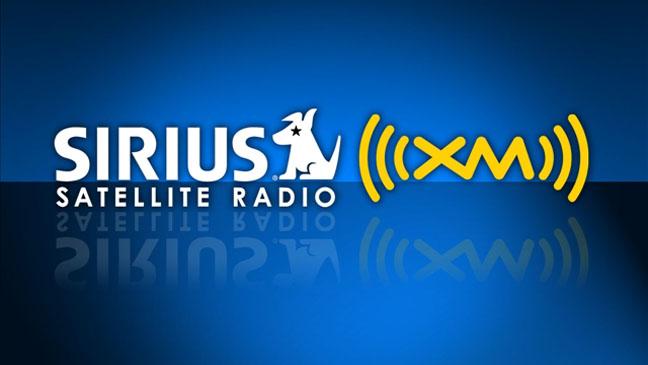 Sirius XM Satellite Radio Logo - H 2011
