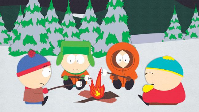 South Park Kids Campfire - H 2011