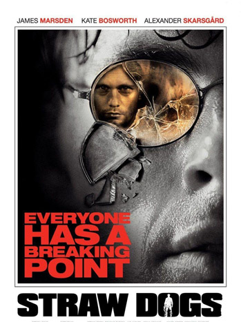 Straw Dogs - Poster - 2011