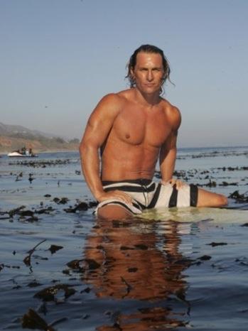 Matthew McConaughey - Movie Still: Surfer, Dude - P - 2008