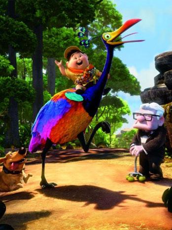 Up Film Still Disney Pixar - P 2011