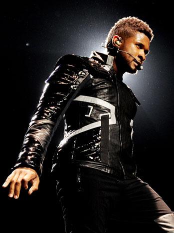 Usher Staples Center - P 2011