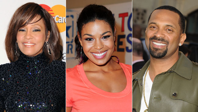 Whitney Houston Jordin Sparks Mike Epps - H 2011