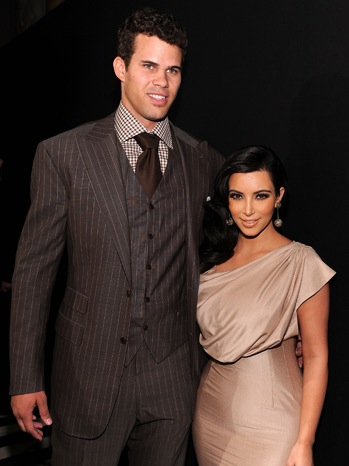 Kris Humphries, Kim Kardashian - A Night Of Style & Glamour - P - 2011