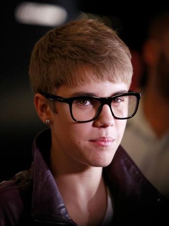 Justin Bieber - Head Shot - Dolce & Gabbana Celebrates Fashion's Night Out - P - 2011