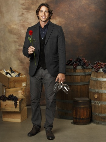 Ben Flajnik - PR Portrait - The Bachelor - P - 2011