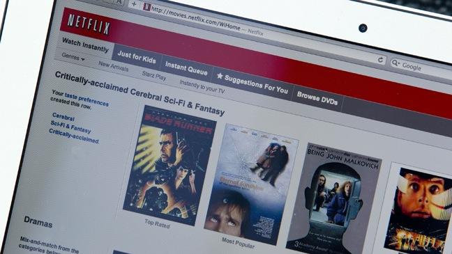 Netflix - Computer Screen - h - 2011