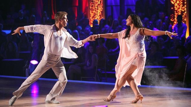 Ricki Lake - Dancing With the Stars - Episode 1303 - H - 2011