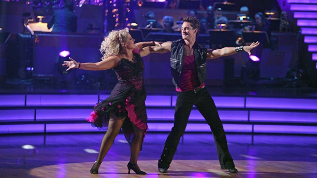 Nancy Grace - TV Still: DWTS, Episode 1305 - H - 2011