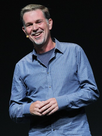 Reed Hastings - Facebook Holds Its Fourth f8 Developer Conference - P - 2011