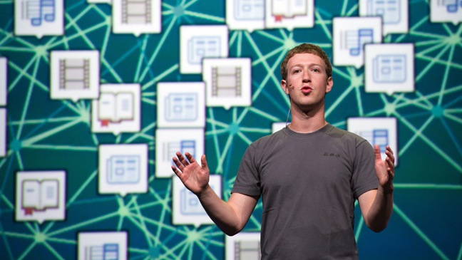 Mark Zuckerberg - Facebook's F8 Conference - H - 2011