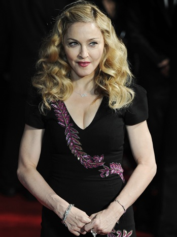 Madonna - attends the screening of W.E. in London - P - 2011