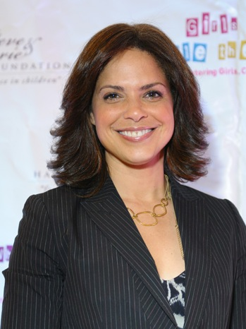Soledad O'Brien - Head Shot - The Steve & Marjorie Harvey Foundation - P - 2011
