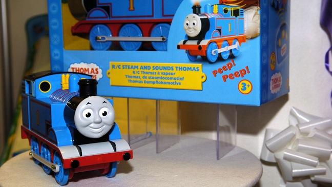 Thomas The Tank Engine - Top 10 Christmas Toys - H - 2006