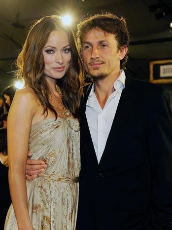 Olivia Wilde, Tao Ruspoli - 25th Film Independent Spirit Awards - Backstage - P - 2010