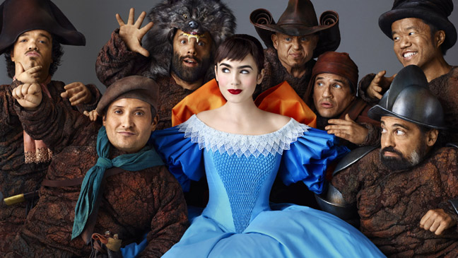 Snow White and the Dwarves