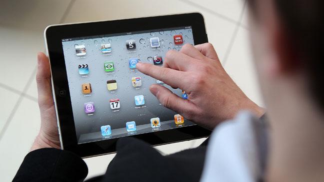 Apple Shares iPad Stock Market iPhone - H 2011