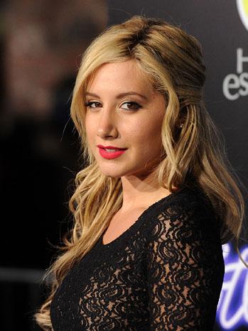 Ashley Tisdale Headshot - P 2011