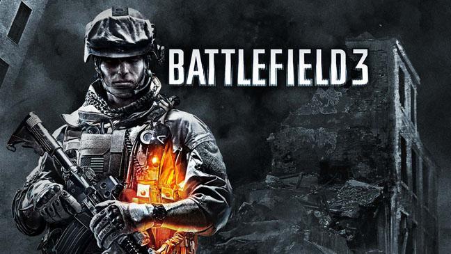Battlefield 3 Poster Art - H 2011