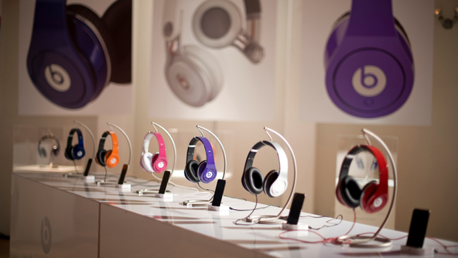 Beats by Dre October NYC product launch L