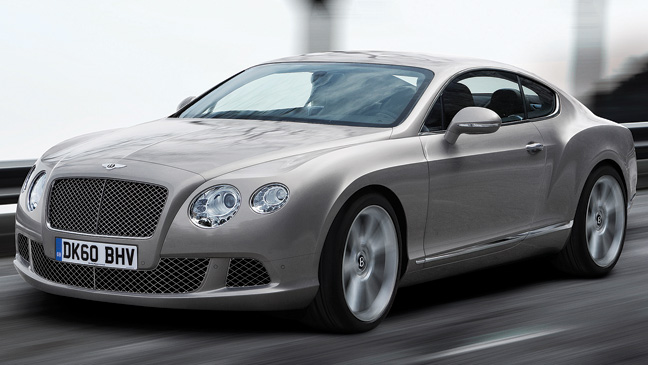 38 STY Bentley Continental GT