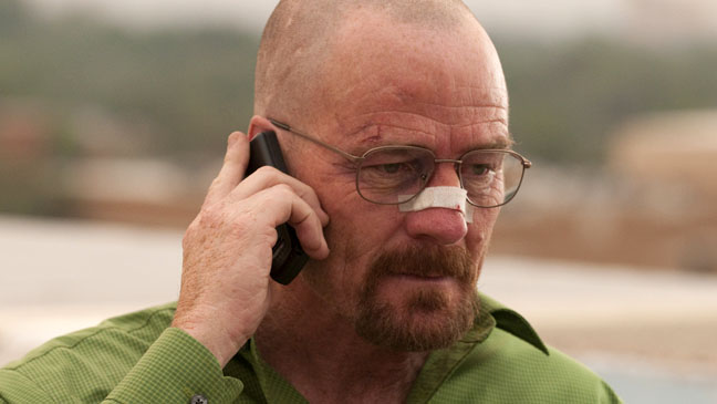 Breaking Bad Season 4 Finale - H 2011