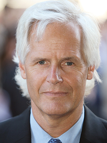 TELEVISION: Chris Carter