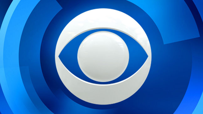 CBS Blue Logo