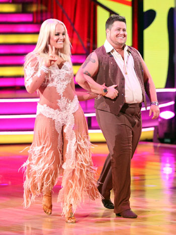 Chaz Bono Dancing With The Stars 10/03 - P 2011