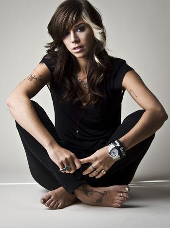 Christina Perri - PR Portrait - P - 2011