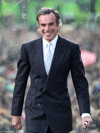 Daniel Day Lewis Ireland - P 2011