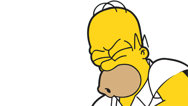 Comic Con The Simpsons Puts Homer On Death S Door In Season 26 Teaser Video Hollywood Reporter