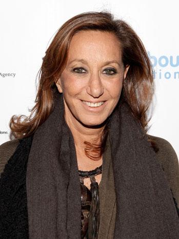 Donna Karan Headshot - P 2011