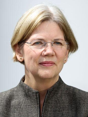 Elizabeth Warren Headshot - P 2011