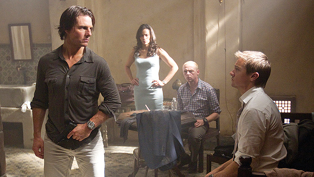 """""""Mission: Impossible -- Ghost Protocol"""" (Paramount)"""