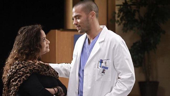Grey's Anatomy Screen Grab - H 2011