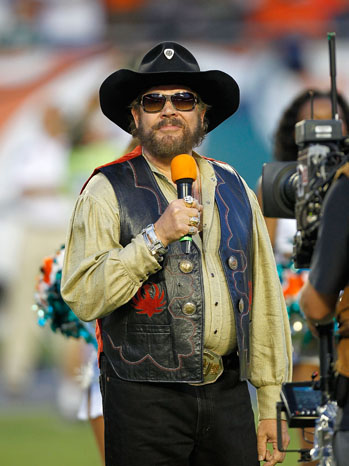 Hank Williams Jr. - P 2011