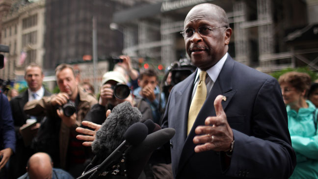 Herman Cain Book Campaign - H 2011