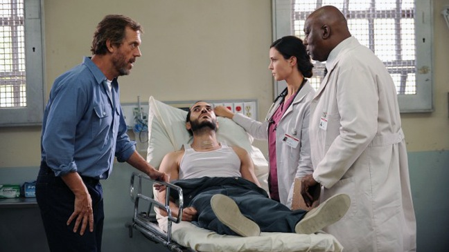 House - TV Still: Season 8 premiere - Hugh Laurie - H - 2011