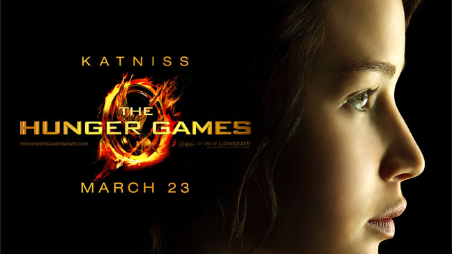 Hunger Games Main Poster - H 2011