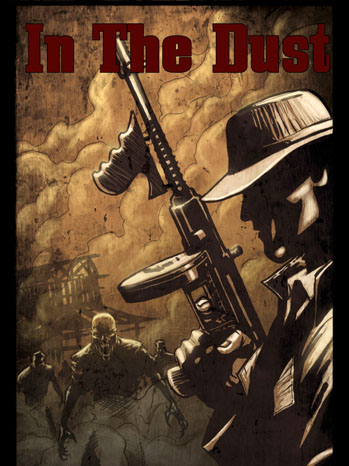In The Dust Comic Cover Art - P 2011