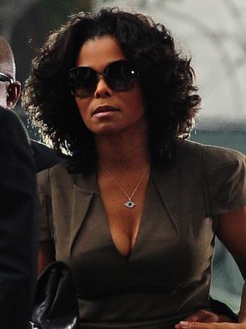Janet Jackson Conrad Murray Trial P 2011