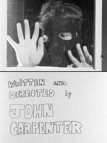 John Carpenter Voyeur Split - P 2011