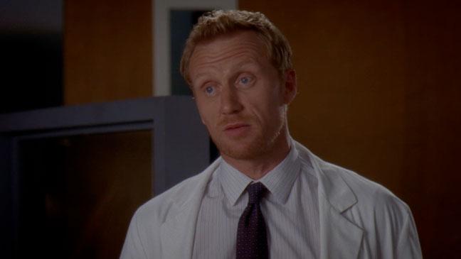 Grey's Anatomy Kevin McKidd - H