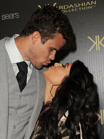 Kris Humphries Kim Kardashian Getty P 2011